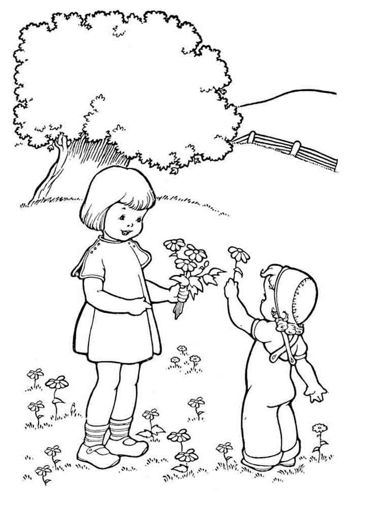 Summer Coloring Pages Download And Print Summer Coloring