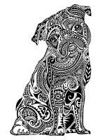 dog-coloring-pages-for-adults-9