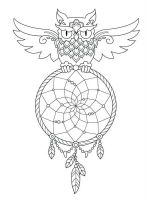 dream-catcher-coloring-pages-for-adults-9