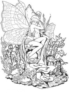 fairy-coloring-pages-for-adults-1