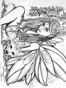 fairy-coloring-pages-for-adults-10