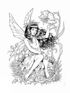 fairy-coloring-pages-for-adults-5