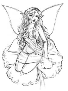 fairy-coloring-pages-for-adults-8