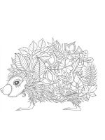 zentangle-Hedgehog-coloring-pages-3