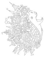 zentangle-Hedgehog-coloring-pages-8