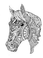 horse-coloring-pages-for-adults-1