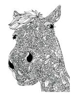 horse-coloring-pages-for-adults-11