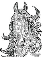 horse-coloring-pages-for-adults-4