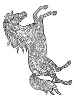horse-coloring-pages-for-adults-8