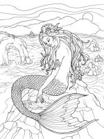 mermaid-coloring-pages-for-adults-11