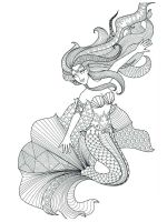 mermaid-coloring-pages-for-adults-14