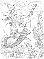 mermaid-coloring-pages-for-adults-3