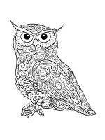 owl-coloring-pages-for-adults-12