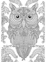 owl-coloring-pages-for-adults-4