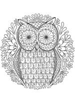 owl-coloring-pages-for-adults-8