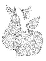 zentangle-Pear-coloring-pages-1