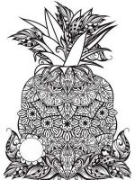 zentangle-Pineapple-coloring-pages-3