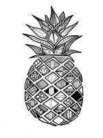zentangle-Pineapple-coloring-pages-7