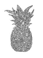 zentangle-Pineapple-coloring-pages-8