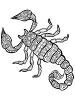 zentangle-Scorpio-coloring-pages-10