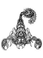 zentangle-Scorpio-coloring-pages-7