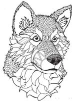 wolf-coloring-pages-for-adults-2