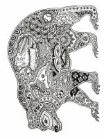 zentangle-bear-coloring-pages-3