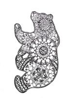 zentangle-bear-coloring-pages-5