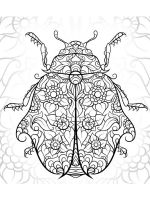 zentangle-beetle-coloring-pages-9