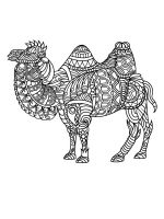 zentangle-camel-coloring-pages-3