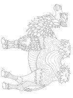 zentangle-camel-coloring-pages-4