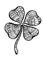 zentangle-clover-coloring-pages-5