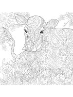 zentangle-cow-coloring-pages-5
