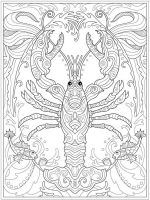 zentangle-crayfish-coloring-pages-1