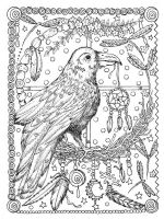 zentangle-crow-coloring-pages-2