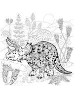 zentangle-dinosaur-coloring-pages-2