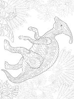 zentangle-dinosaur-coloring-pages-7