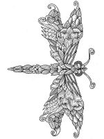 zentangle-dragonfly-coloring-pages-10