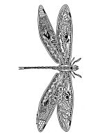 zentangle-dragonfly-coloring-pages-13