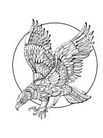 zentangle-eagle-coloring-pages-7
