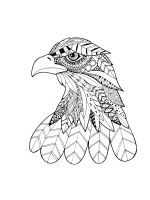 zentangle-eagle-coloring-pages-9