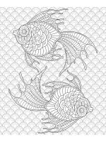 zentangle-fish-coloring-pages-8
