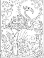 zentangle-flamingo-coloring-pages-13