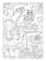 zentangle-flamingo-coloring-pages-4