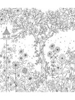 zentangle-forest-coloring-pages-1
