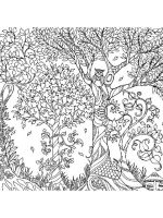 zentangle-forest-coloring-pages-11