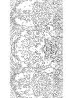 zentangle-forest-coloring-pages-9