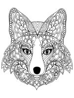 zentangle-fox-coloring-pages-12