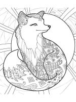 zentangle-fox-coloring-pages-14