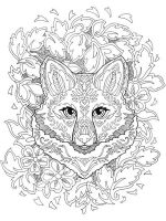 zentangle-fox-coloring-pages-2